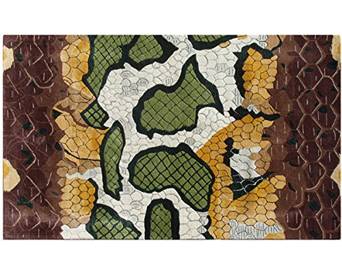 The Rug Market Skins Area Rug  Size 5'x8'
