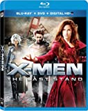 X-Men 3: The Last Stand [Blu-ray]