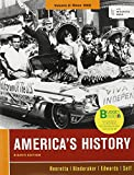 img - for Loose-leaf Version for America's History, Volume II book / textbook / text book