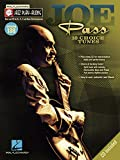 img - for Joe Pass Jazz Play Along Volume 186 Book/CD (Hal Leonard Jazz Play-Along) book / textbook / text book