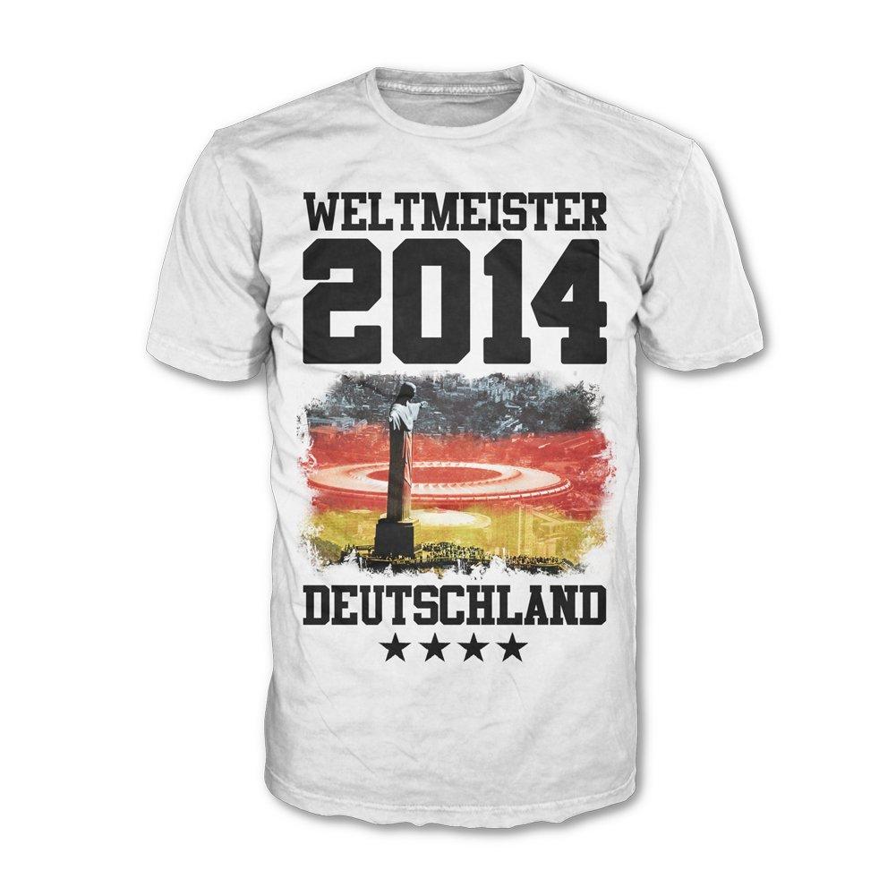 Deutschland WELTMEISTER 2014 Fanshirt