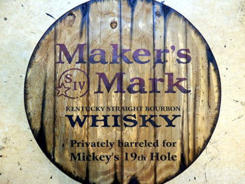 personalized-decorative-sign-whiskey-barrel-top-handpainted-makers-mark-bourbon-artwork-and-your-add