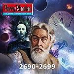 Perry Rhodan: Sammelband 30 (Perry Rhodan 2690-2699) | Marc A. Herren,Hubert Haensel,Leo Lukas,Susan Schwartz,Michael Marcus Thurner,Arndt Ellmer