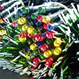 ZITRADES 200 LED 8 Modes Solar Fairy String Lights, 58 Feet, Multi Color