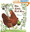 The Little Red Hen Big Book (Paul Galdone Classics)