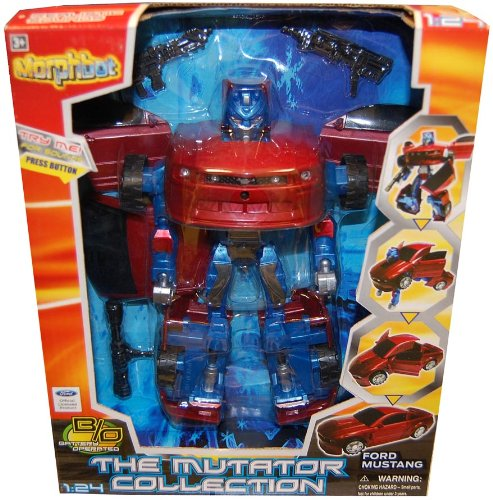The Mutator Transforming Robot Collection - 1