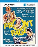 The Front Page [Blu-ray]