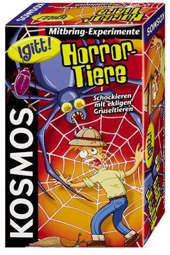 Kosmos 654047 - Horror-Mitbringexperiment Igitt! Horrortiere