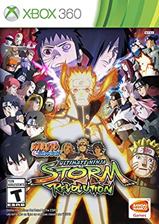 Naruto Shippuden: Ultimate Ninja Storm Revolution: Day 1 Edition - Xbox 360 Day 1 Edition