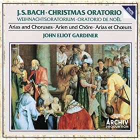 Bach, J.S.: Christmas Oratorio - Arias and Choruses