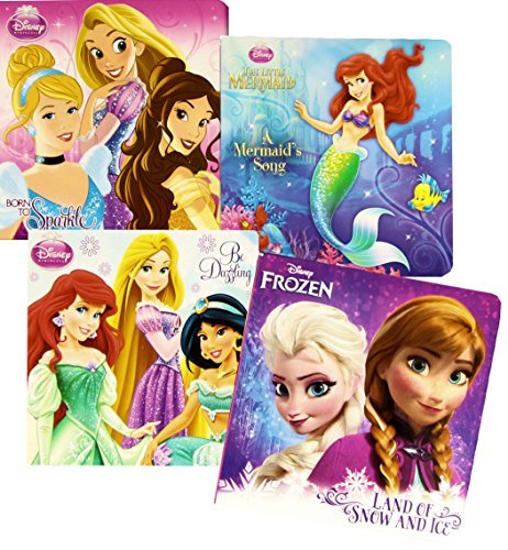 Disney Frozen Princess Board Book Set