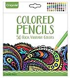 Crayola Colored Pencils (50 Count)