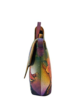 offizielle Fotos am modischsten Qualität zuerst hot hot hot Sale ANUSCHKA Damen Designer Leder Handtasche ...