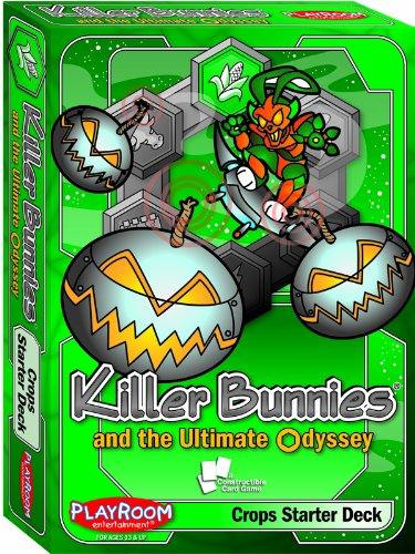 Killer Bunnies Odyssey Crops Starter - 1