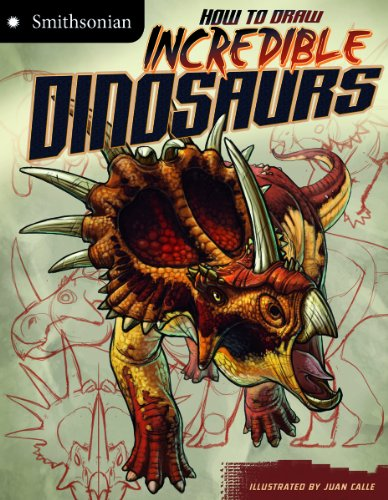 How to Draw Incredible Dinosaurs (Smithsonian Drawing Books) (Draw Dinosaurs compare prices)
