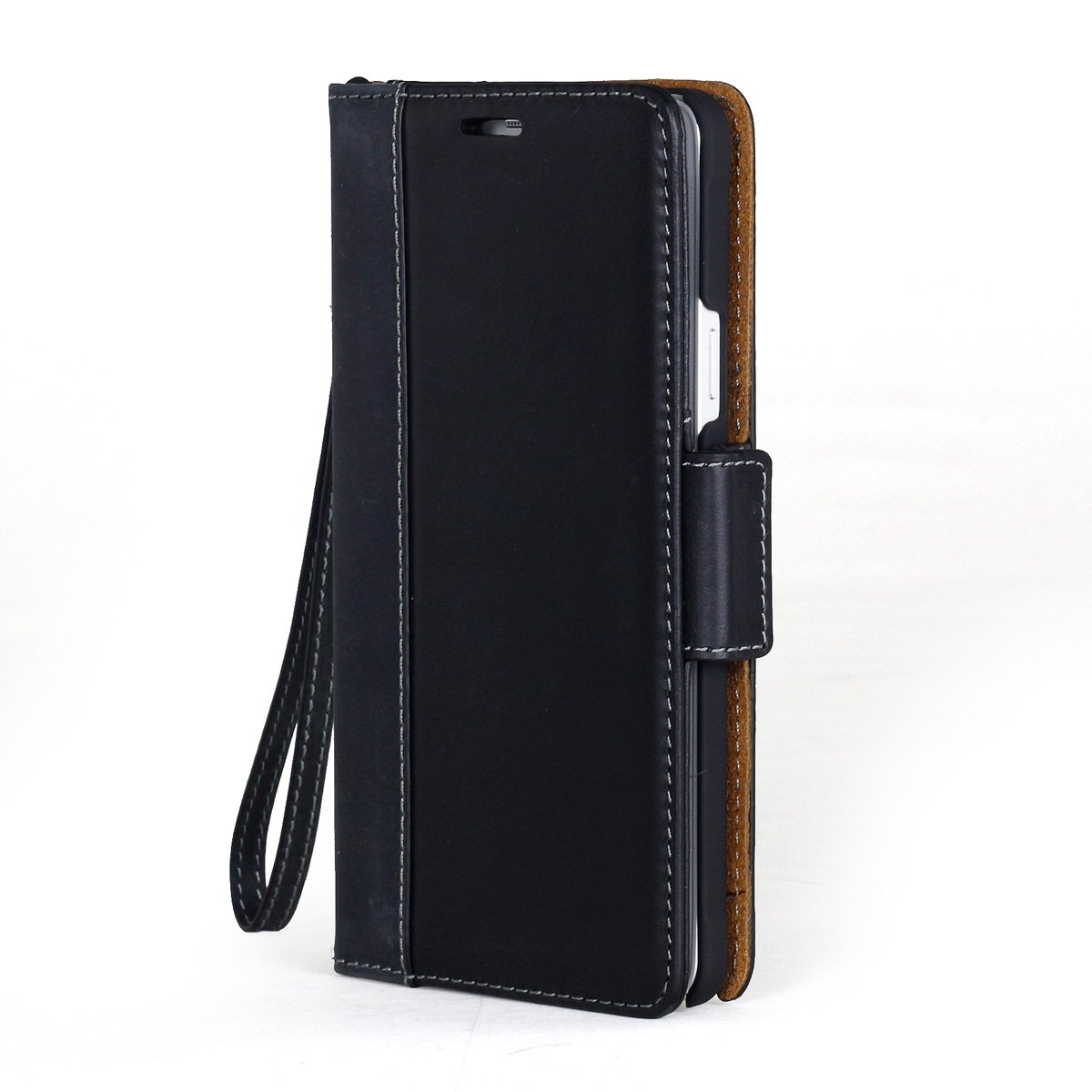 Galaxy S6 Case Book Cover Case
