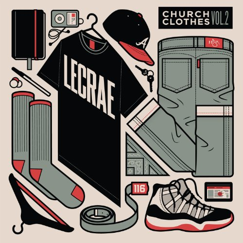 Lecrae – Church Clothes Vol. 2 (2014) [FLAC]