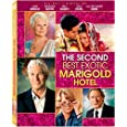 Second Best Exotic Marigold Hotel [Blu-ray]