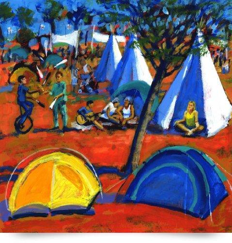 Teepee Style Tent