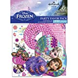 Disney Frozen Party Favor Packs - Birthday Party Supplies - 8 per pack