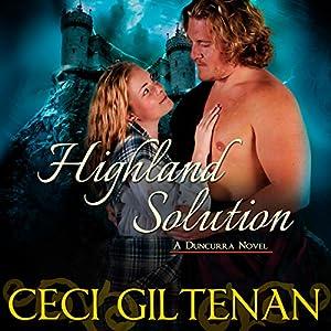 Highland Solution Hörbuch