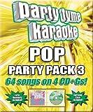 echange, troc Karaoke - Party Tyme Karaoke: Pop Party Pack, Vol. 3