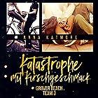 Katastrophe mit Kirschgeschmack (Grover Beach Team 3) Hörbuch von Anna Katmore Gesprochen von: Janine Balkos, Philip Wolf