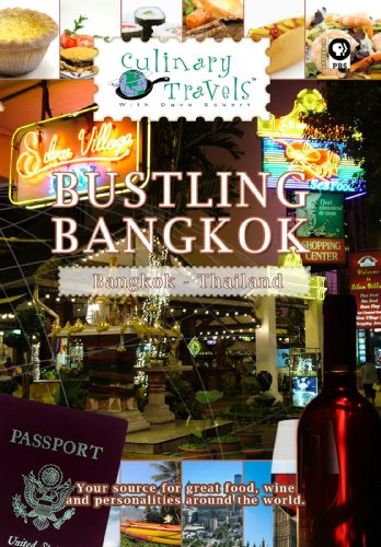 Culinary Travels Bustling Bangkok Thailand