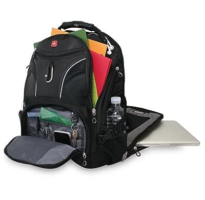 swissgear scansmart checkpoint friendly backpack