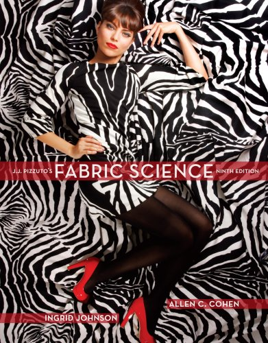 Fabric Science (9th Edition)