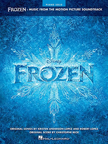 Frozen: Music from the Motion Picture Soundtrack (Easy Piano) (Easy Piano Songbook) (New Cutting Edge Advanced compare prices)