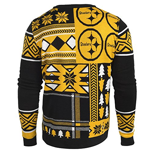 the best attitude 54c86 5fba9 Buy Pittsburgh Steelers Ugly Christmas Sweater