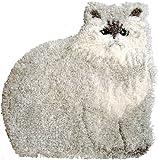 PETマット 【猫 ペルシャ】60x60