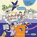 Schulhof-Alarm (Die Tintenkleckser 2) Hörbuch von Dagmar Geisler Gesprochen von: Ralf Schmitz, Annette Frier