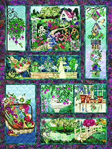 In Full Bloom, A 500 Piece Jigsaw Puzzle By Cobble Hill