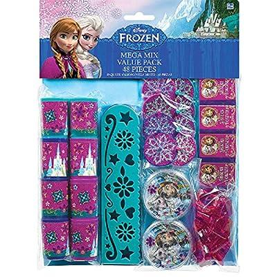 Frozen Favor Pack 48 Pc. by Frozen