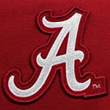 Alabama Crimson Tide Nike Mens College Full Zip Track Jacket - Crimson (Med)