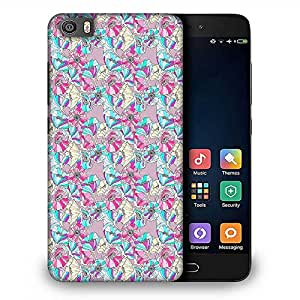 Snoogg flower pattern Designer Protective Back Case Cover For Samsung Galaxy J1