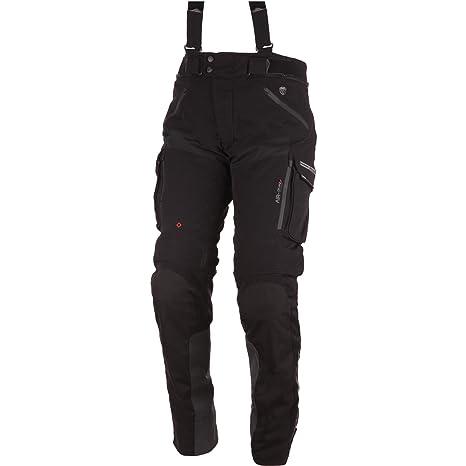 Modeka tACOMA pantalon en tissu noir