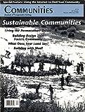 img - for Communities Magazine #99 (Summer 1998) - Sustainable Communities book / textbook / text book