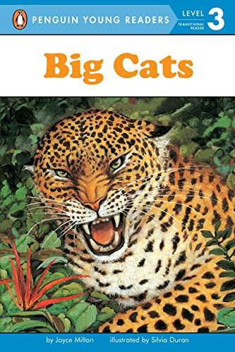 Big Cats (Penguin Young Readers. Level 3)