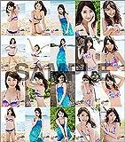 AKB48 公式生写真 海外旅行日記 ~ハワイはハワイ~ 特典生写真20枚+フォトフレームセット 【柏木由紀】
