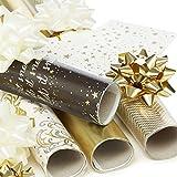 Debenhams Christmas Gift Wrap Multipack