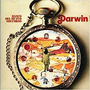 Darwin Import Edition by Banco Del Mutuo Soccorso (1999) Audio CD