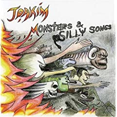 Joakim - Monsters & Silly Songs (Versatile Records) /  Electro, Rock, Electronic / 203 kbps avg