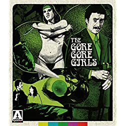 The Gore Gore Girls [Blu-ray]