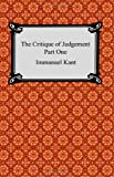 The Critique of Judgement: The Critique of Aesthetic Judgement (1420926942) by Kant, Immanuel