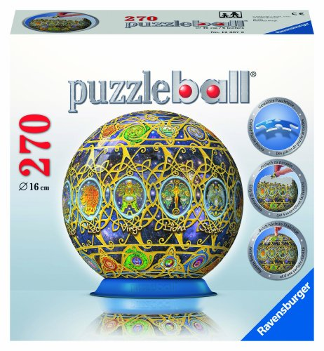 Zodiac 270 Piece Puzzle Ball