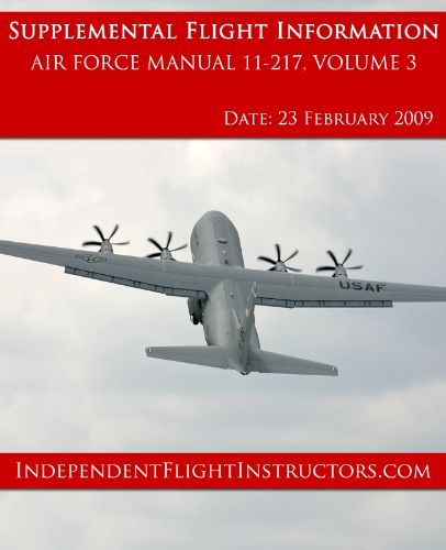 Air Force Supplemental Flight Information (AFMAN11-217V3)