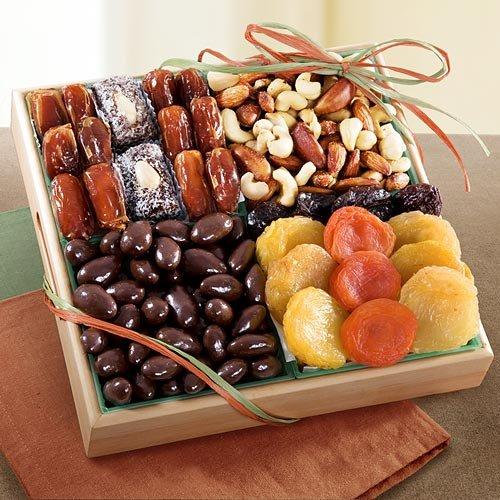 Santa Cruz Dried Fruit  Savory and Chocolate